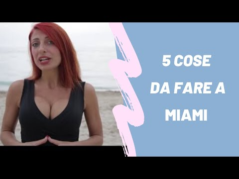 Miami travel guide - video guida di Miami e South Beach