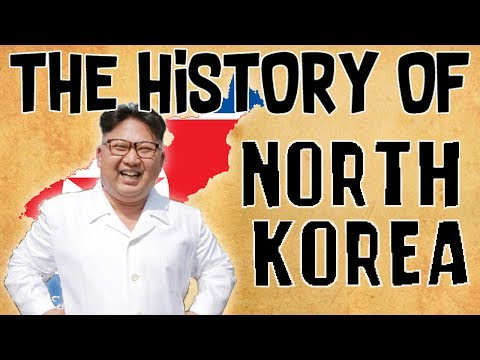 The History Of North Korea