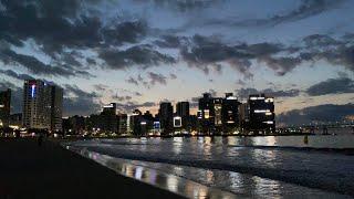 2021.07.29 04:30 23℃  인간로드뷰 새벽…