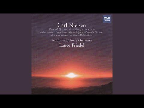 """Carl Nielsen: Rhapsodic Overture, FS 130 - """"An Imaginary Journey to the Faroe Islands"""":..."""