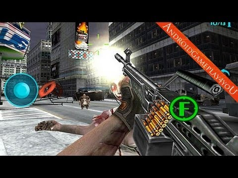 Zombie KIller:Death Shoot Android HD Gameplay [Game For Kids]