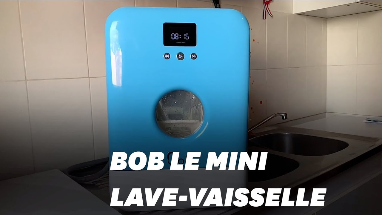 meilleures baskets 314a8 c6fbe Ce mini-lave vaisselle made in France va vous faire jeter votre éponge