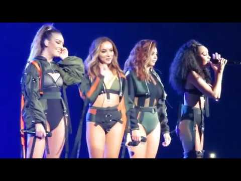"""Little Mix """"Touch"""" DWT Toronto March 5, 2017"""