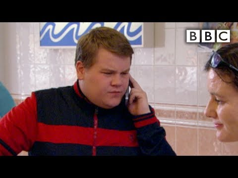 Gavin's New Job - Gavin and Stacey - Series 3 Episode 1 Highlight - BBC One