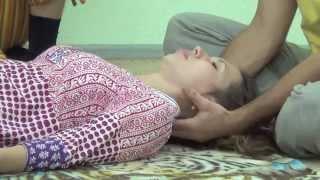 Тайский массаж лица. Видео уроки массажа онлайн. Ульянов.