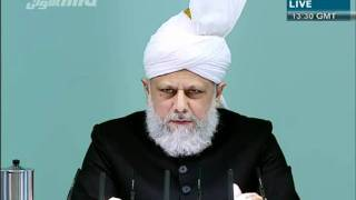 (German) Friday Sermon 4th February 2011 - Islam Ahmadiyya