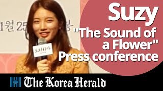 Press Conference for Suzy