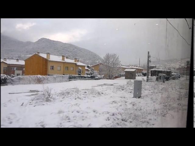 El Ripollès sota la neu - Gener 2017