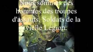 Chant Militaire   Chant du 2me REP [paroles].webm