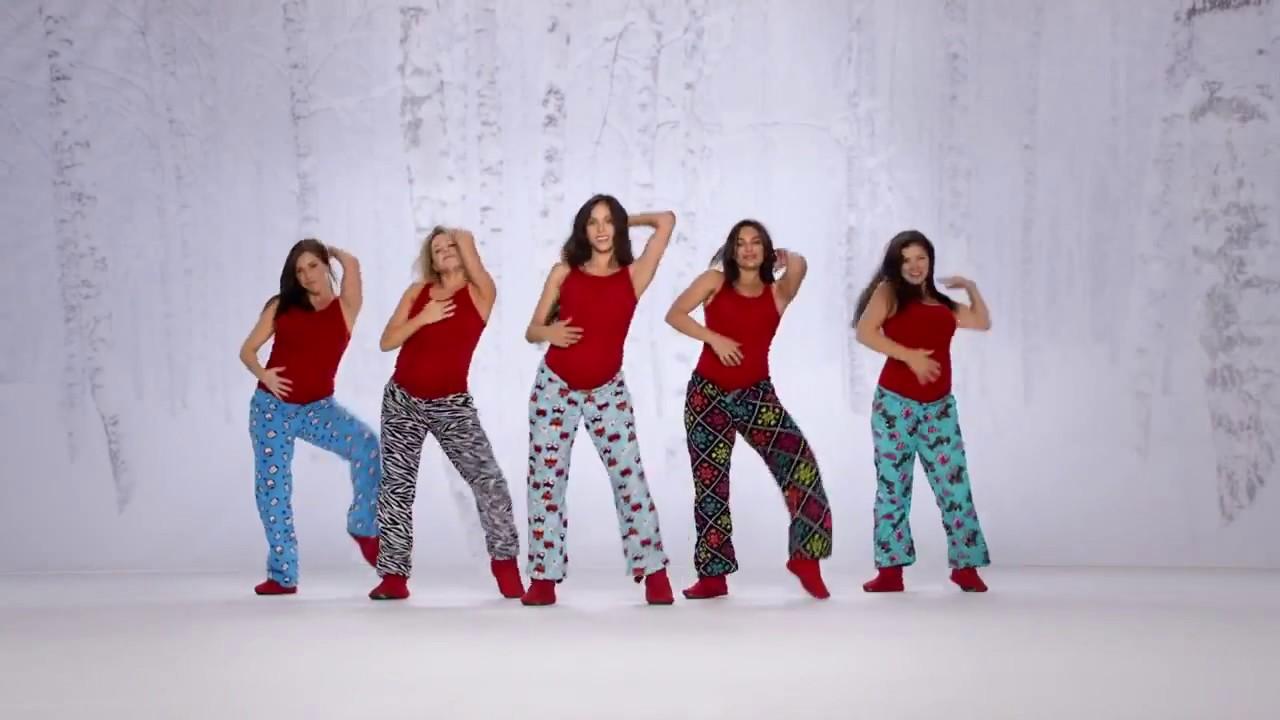 💗 Joe Boxers Girls of K-Mart Merry Christmas ✴✴ - YouTube