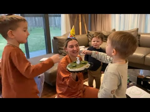 Поздравляем нашего сыночка с Днем рождения   ЖИЗНЬ РЕСТОРАТОРА   Выпуск 2