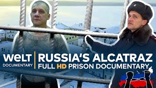 RUSSIA'S ALCATRAZ  The toughest prison on Fire Island | Full Documentary