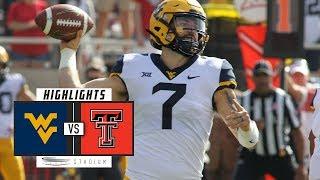 No. 12 West Virginia vs. No. 25 Texas Tech Football Highlights (2018)   Stadium
