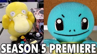 Pokemon Talk #41: New CorresponDuck (Season 5 Premiere)