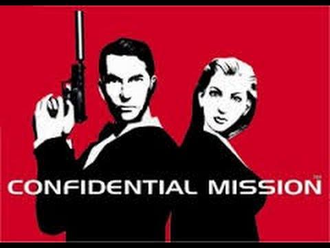 Confidential Mission (Arcade) playthrough
