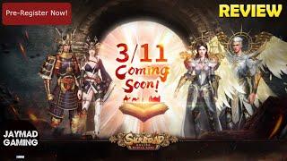 SILKROAD ONLINE M (SEA/OFFICIAL) 2021 Online-MMORPG Pre-Registration + Game-Trailer