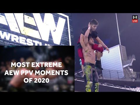 AEW Most Extreme PPV Moments of 2020