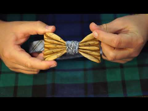 Wooden Bow Tie - Review