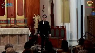 Ave Maria Марина Омельченко (орган), Даниил Хачатуров (вокал) Г. Разбаева (музыка), А. Фет (стихи)