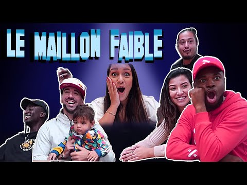 LE MAILLON FAIBLE SPECIAL YOUTUBER - Ft Junior TV/ Nourhene / S3 Freestyle