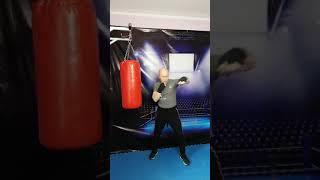 Уроки бокса в домашних условиях 19. Что значит бой с тенью?