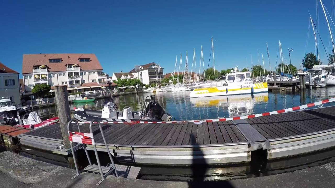 street view langenargen am bodensee in germany youtube. Black Bedroom Furniture Sets. Home Design Ideas
