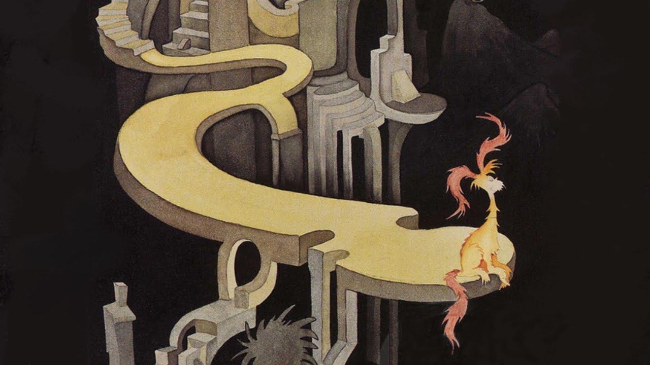 The Secret Darker Art of Dr. Seuss (MIRRORED)