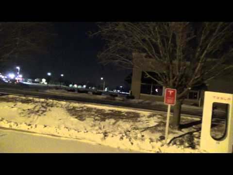 Tesla Motors Model S / X: Supercharger Travel To Maumee/Toledo, OHIO
