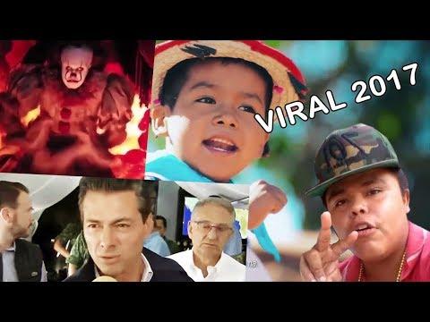 LOS VÍDEOS MAS VIRALES QUE MARCARON EL 2017