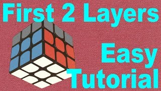 Video Beginner's F2L Rubik's Cube Tutorial [Simple & Detailed] download MP3, 3GP, MP4, WEBM, AVI, FLV Januari 2018