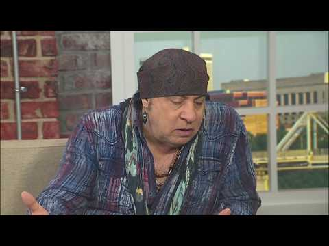 Little Steven Van Zandt on Today in Nashville