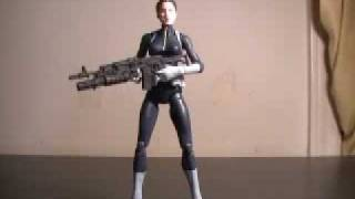 Marvel legends 2 pack Maria Hill Sharon carter figure review