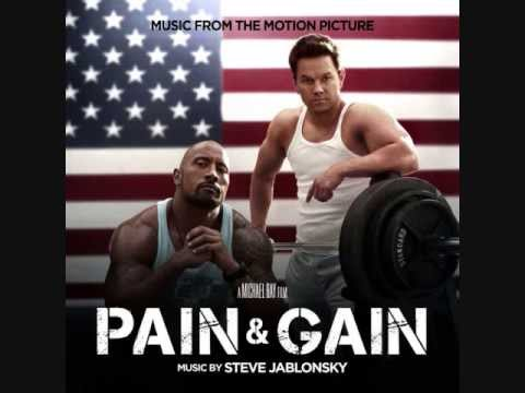 Pain & Gain - Steve Jablonsky - Run Him Over