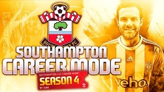 FIFA 15 Career Mode - SOUTHAMPTON FINALE!