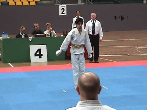 The Star of the National All-Styles Martial Arts Competition Queensland Australia
