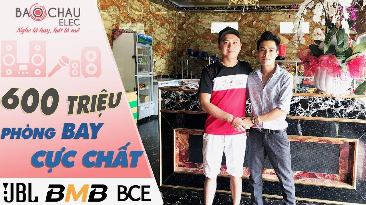 Thi công 6 phòng hát karaoke kinh doanh ở Tiền Giang | Trải nghiệm đẳng cấp Karaoke
