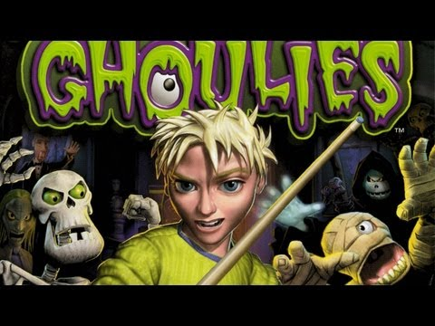 CGR Undertow - GRABBED BY THE GHOULIES Review For Xbox