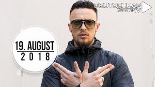 TOP 20 Deutschrap CHARTS | 19. August 2018