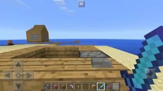 Minecraft - Como fazer uma fonte de água automática