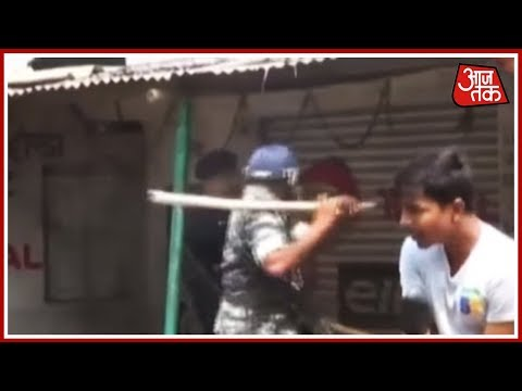 Breaking News | Clashes Reported From Gaya During Bharat Bandh; Police Use Batons On Protesters