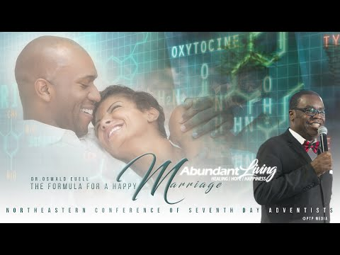 Abundant Living Series Afternoon featuring Dr. Oswald Euell -