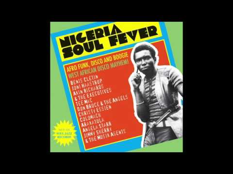 Akin Richards & The Executives - Afrikana Disco