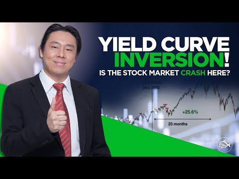 Yield Curve Inversion! Is the Stock Market Crash Here?  by Adam Khoo