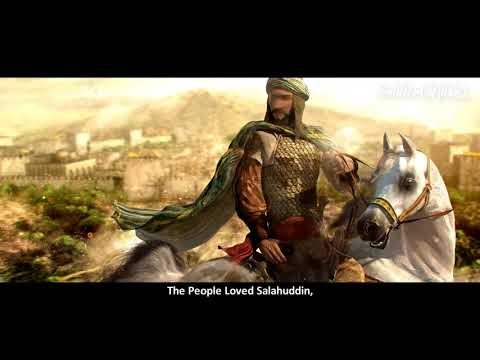 Great Story of Salahuddin Al Ayyubi RA