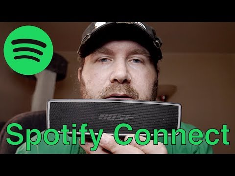 Controlling music across multiple devices with Spotify Connect