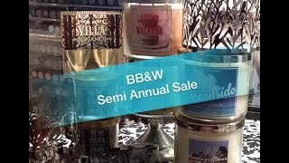Bath & body works SAS haul Thumbnail