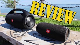 JBL Boombox VS JBL Xtreme 2 Review 2019