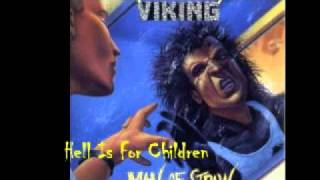 Vikings-Hell Is For Children(USA)Man Of Straw
