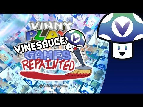 [Vinesauce] Vinny & GPM - Vinesauce Games Repainted