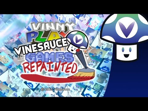 [Vinesauce] Vinny & GPM - Vinesauce Games Repainted
